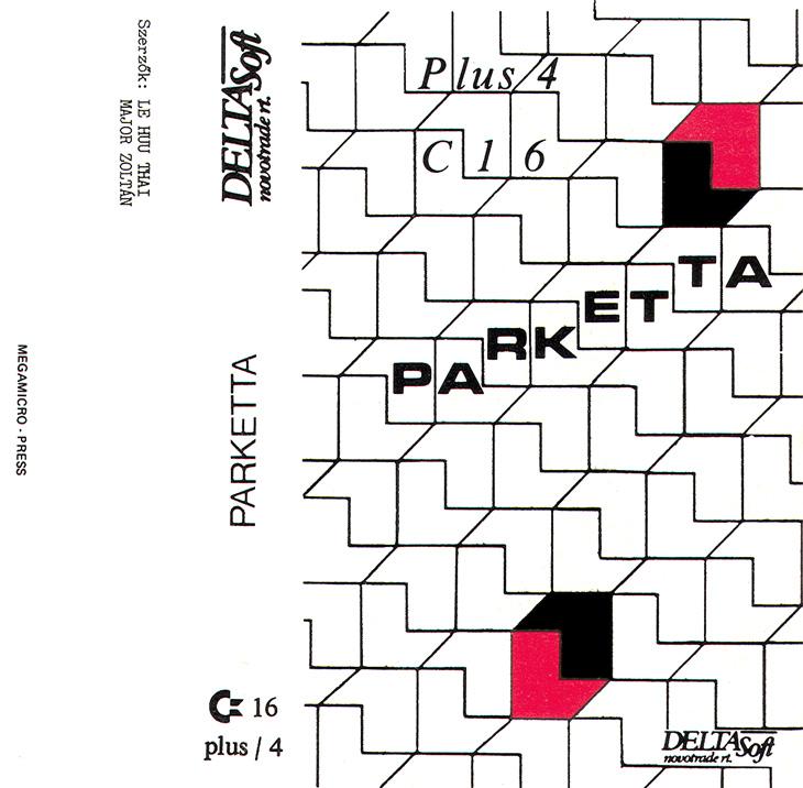 Parketta - Magyar Fejlesztésű Játékok