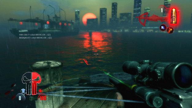 Punisher No Mercy - Magyar Fejlesztésű Játékok
