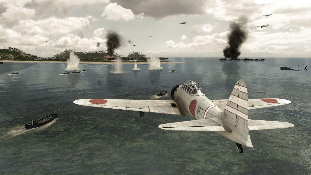 Battlestations: Pacific - Magyar Fejlesztésű Játékok