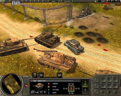 Codename: Panzers Phase One - Magyar Fejlesztésű Játékok