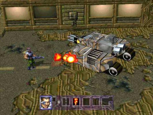 Contra: Legacy of War - Magyar Fejlesztésű Játékok