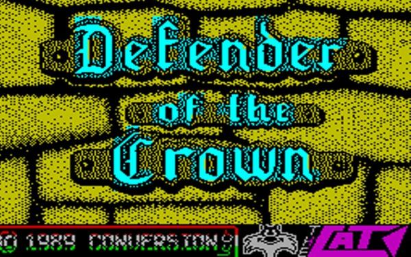 Defender of the Crown (Spectrum) - Magyar Fejlesztésű Játékok