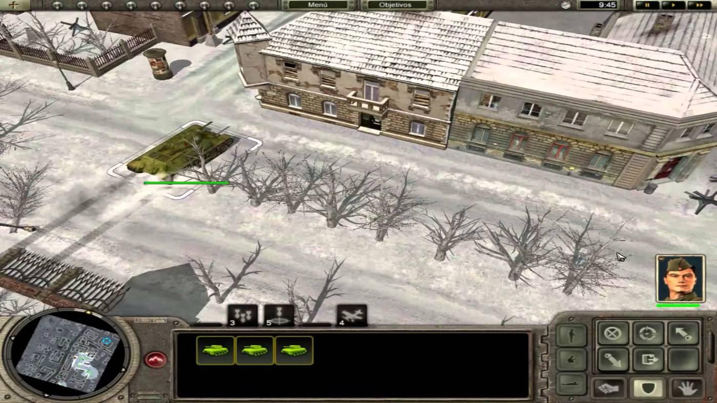 Codename Panzers: Phase One - Magyar Fejlesztésű Játékok