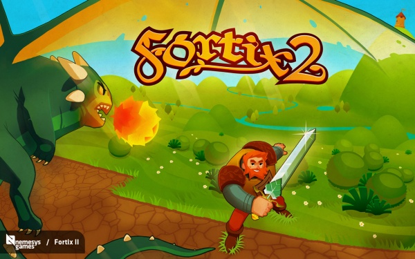 Fortix2 - Magyar Fejlesztésű Játékok