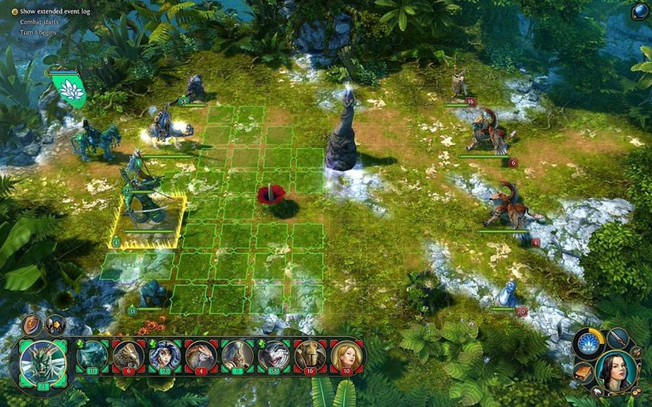 Might and Magic: Heroes VI - Magyar Fejlesztésű Játékok