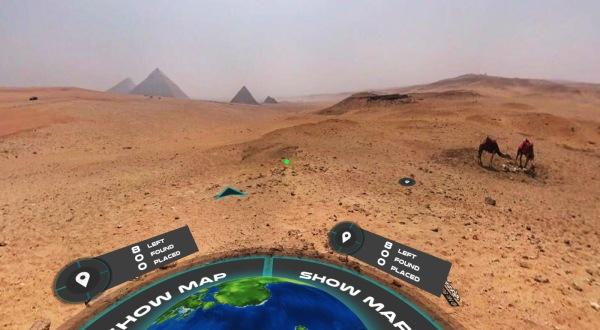 World Traveler VR - Magyar Fejlesztésű Játékok