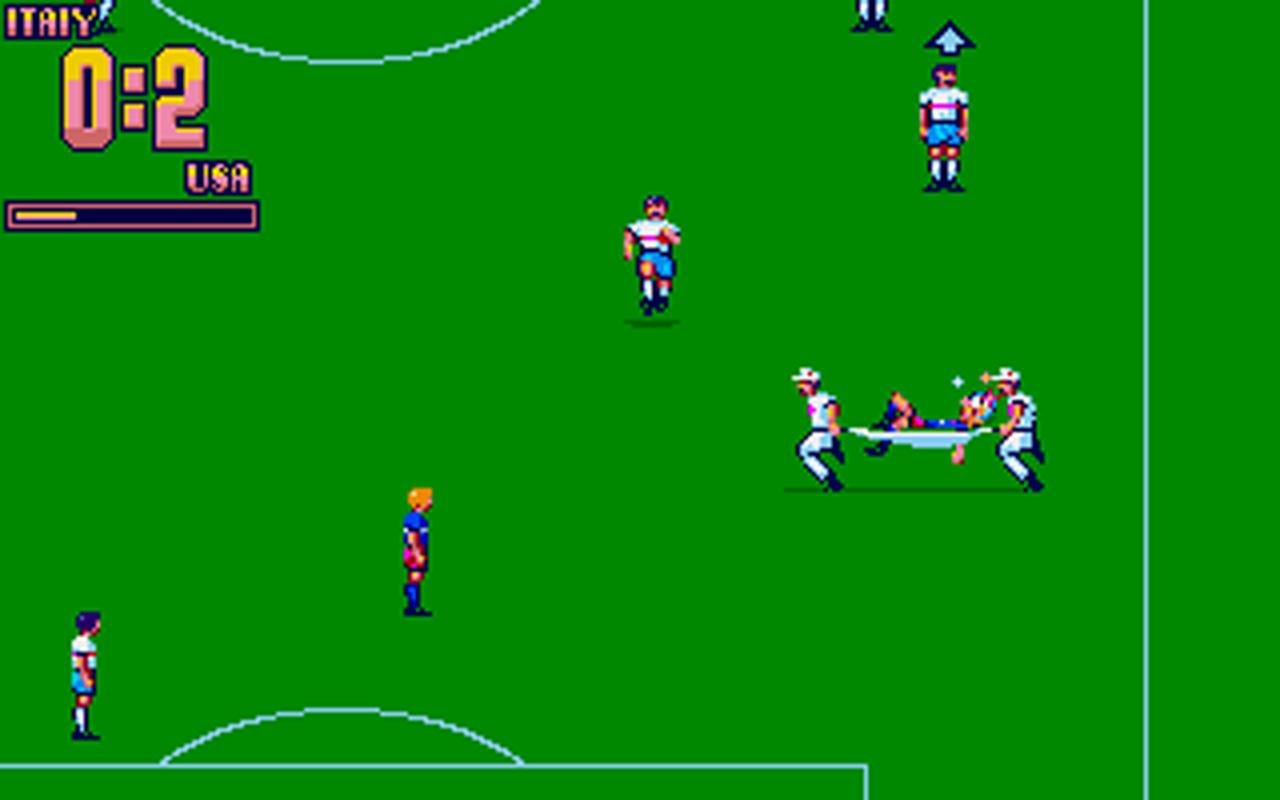 World Trophy Soccer - Magyar Fejlesztésű Játékok
