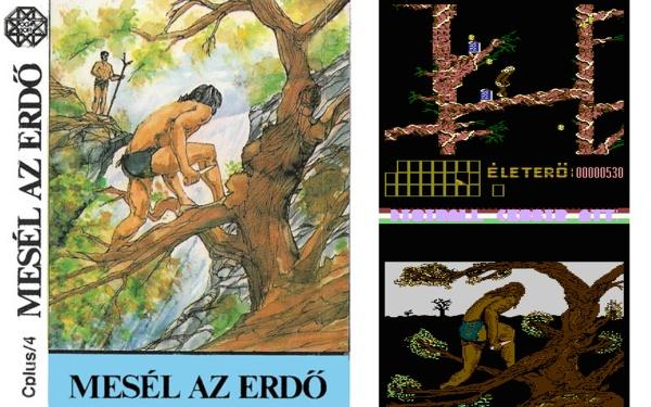 Mesél Az Erdõ (Tales Of The Forest)- Magyar Fejlesztésű Játékok