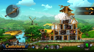CastleStorm - Magyar Fejlesztésű Játékok