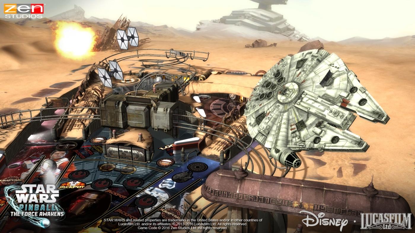 Star Wars Pinball - Magyar Fejlesztésű Játékok