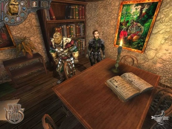 World of Chaos - Magyar Fejlesztésű Játékok
