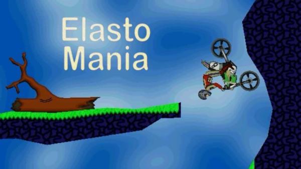 Elasto Mania - Magyar Fejlesztésű Játékok