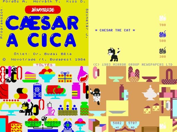 Caesar the Cat - Magyar Fejlesztésű Játékok