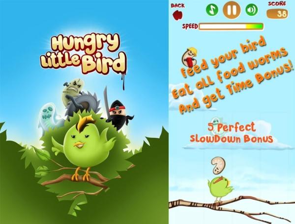 Hungry Little Bird - Magyar Fejlesztésű Játékok