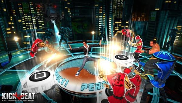 KickBeat - Magyar Fejlesztésű Játékok