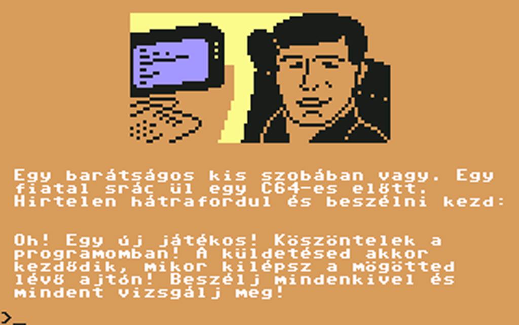 A bosszú - Magyar Fejlesztésű Játékok