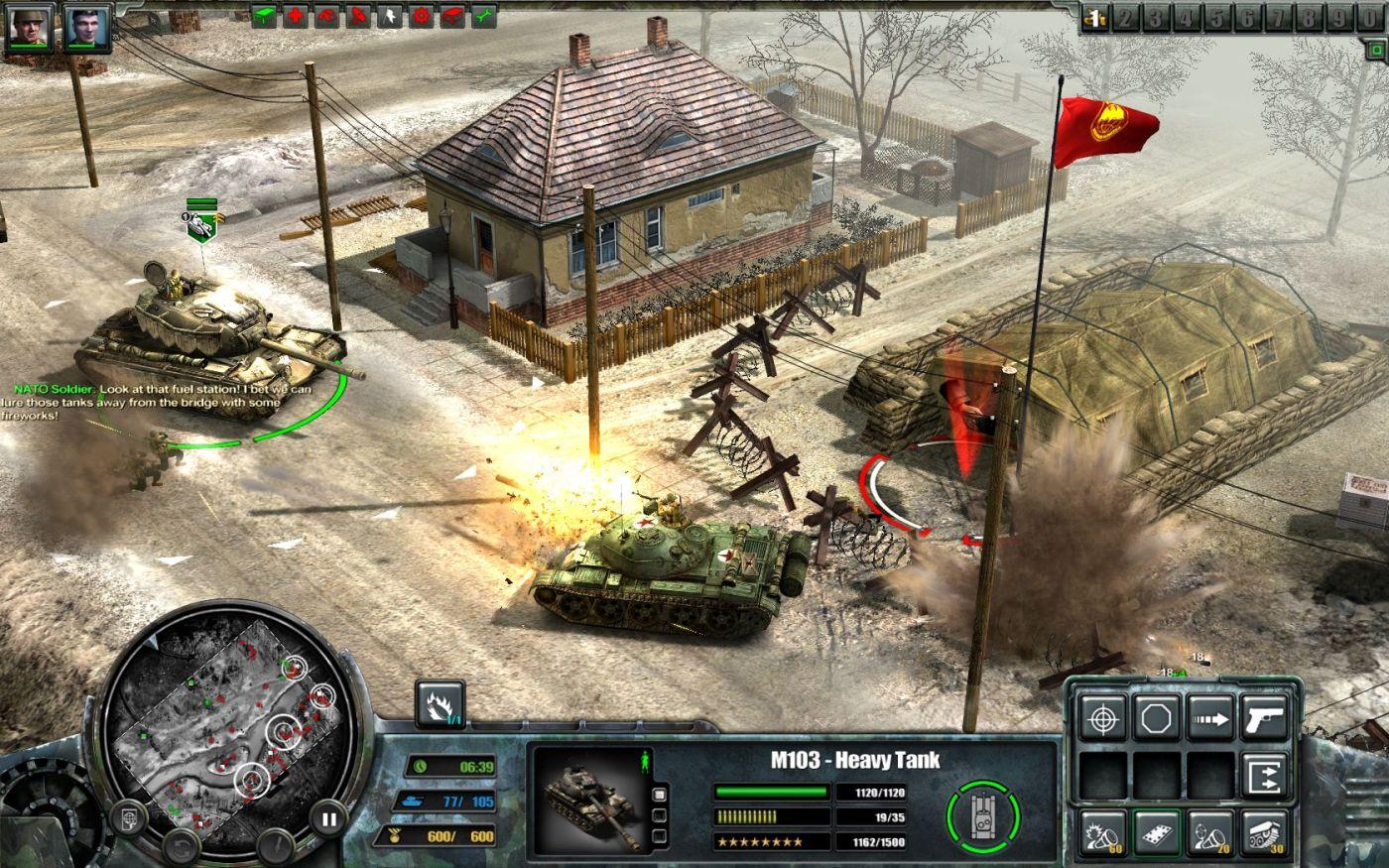Codename Panzers: Cold War - Magyar Fejlesztésű Játékok