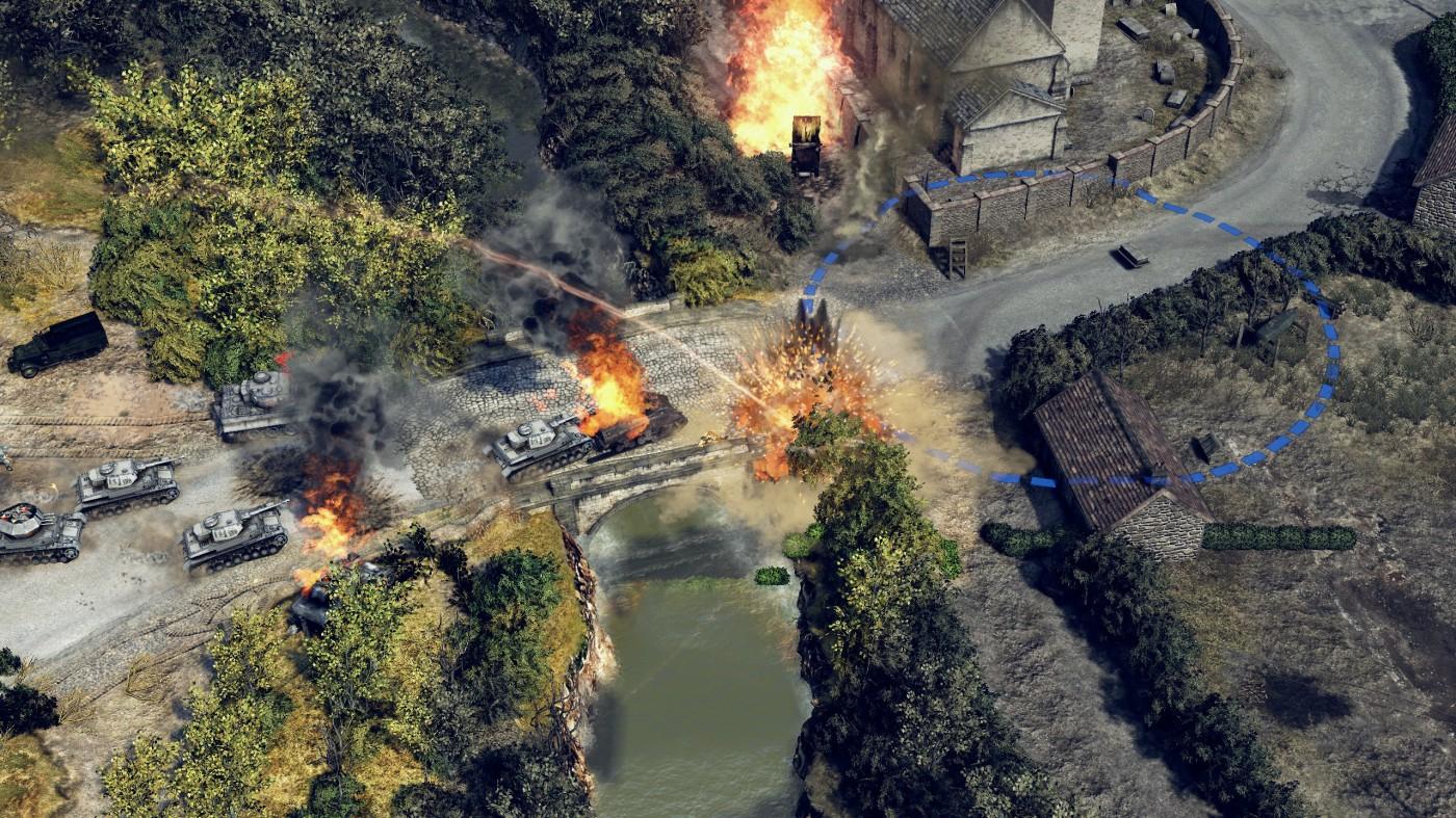 Sudden Strike 4 - Magyar Fejlesztésű Játékok
