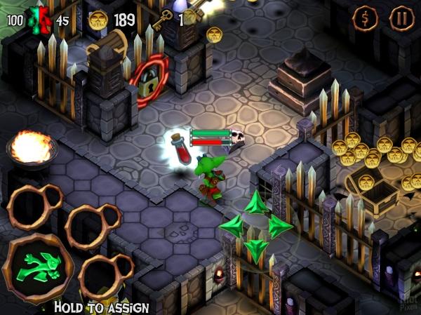 Goblin Quest: Escape! - Magyar Fejlesztésű Játékok