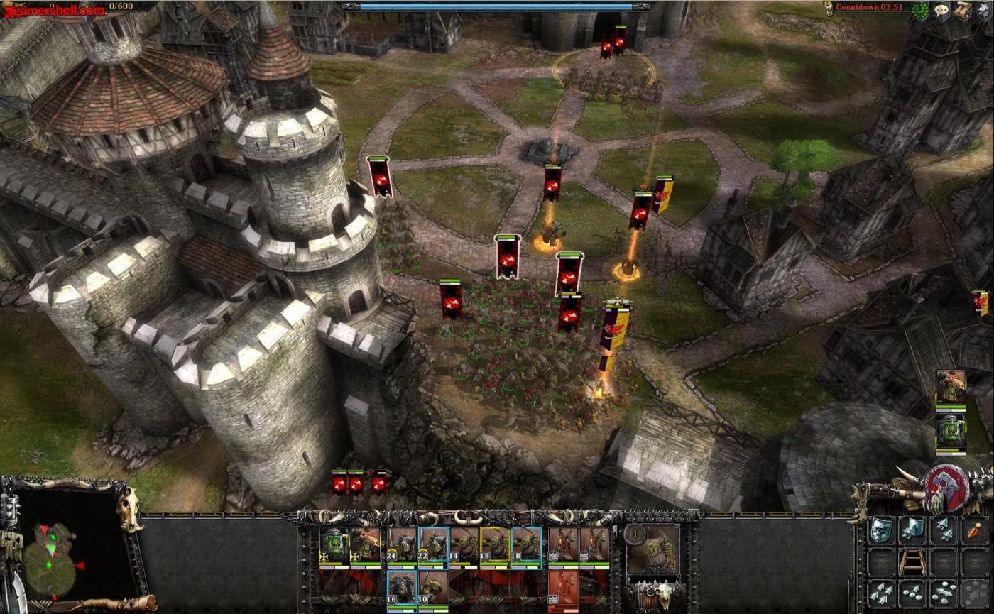 Warhammer: Mark of Chaos - Magyar Fejlesztésű Játékok