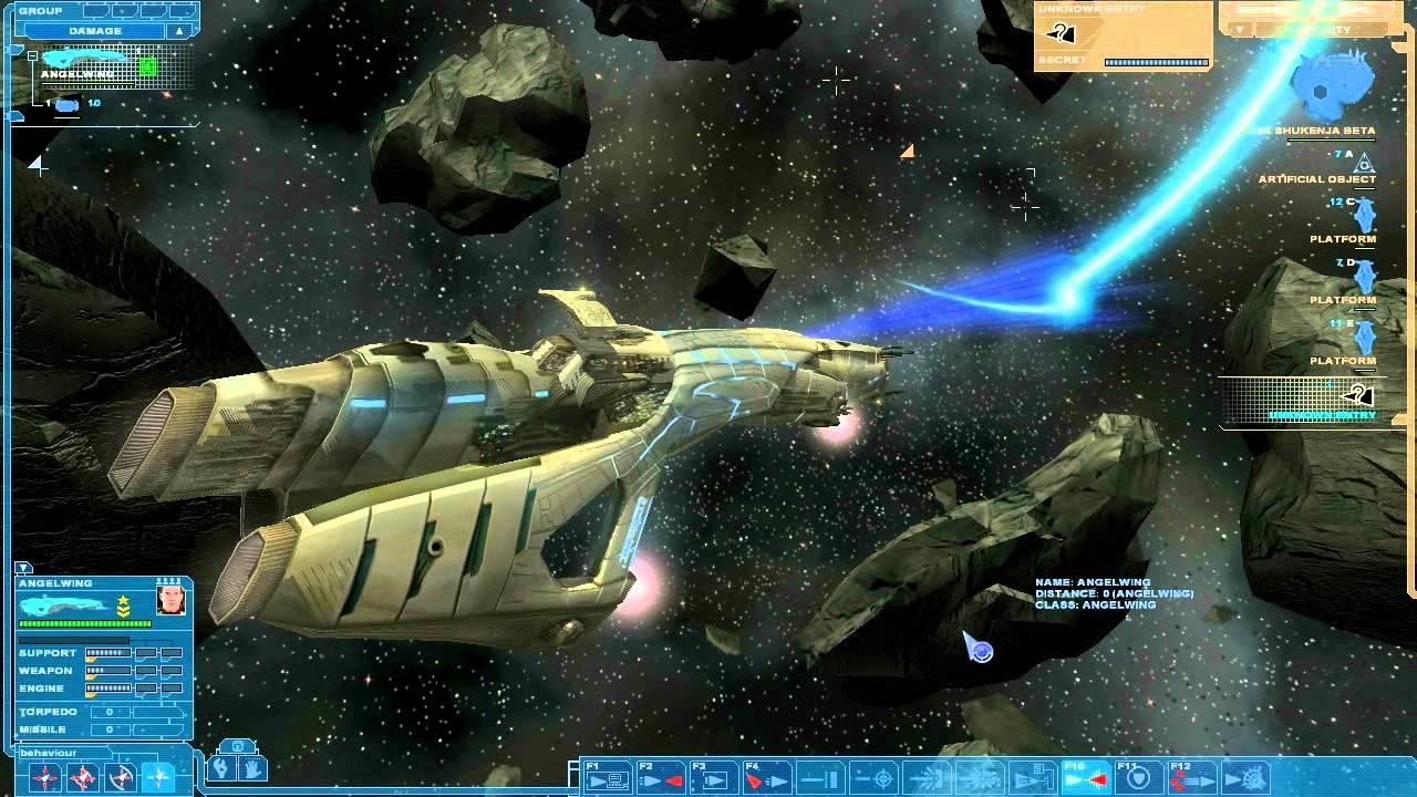 Nexus: The Jupiter Incident - Magyar Fejlesztésű Játékok