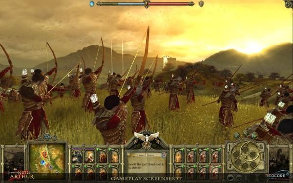 King Arthur II: The Role-Playing Wargame - Magyar Fejlesztésű Játékok