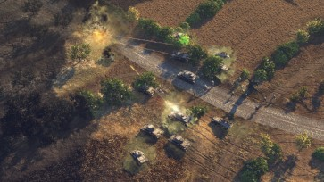 Sudden Strike 4 - Magyar Játék