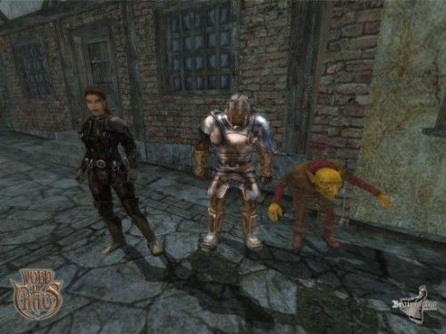 World of Chaos - Magyar játék 04
