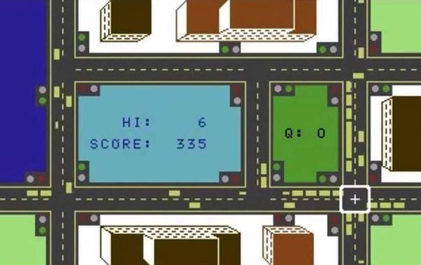Traffic c64 - Magyar Fejlesztésű Játékok
