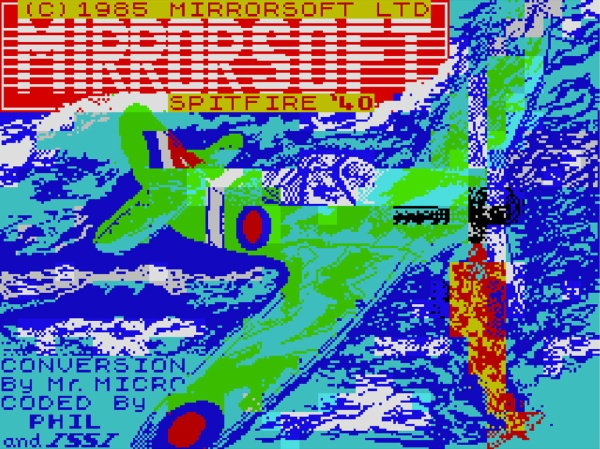 Spitfire 40 - Magyar Fejlesztésű Játékok