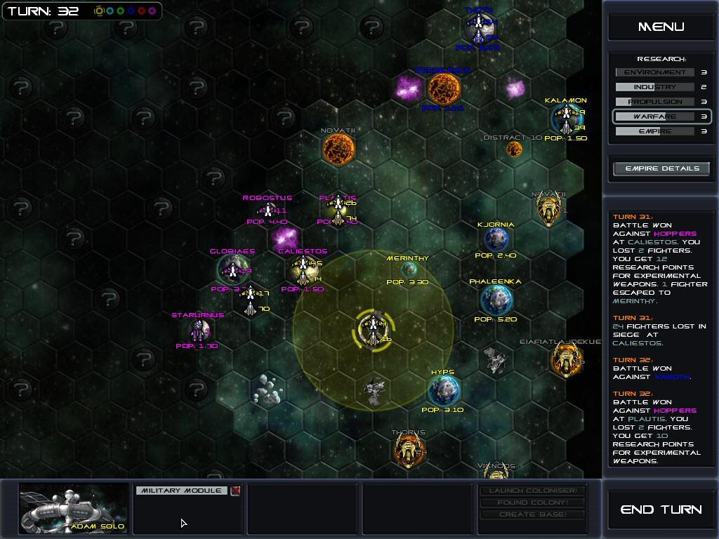 10 Minute Space Strategy Magyar Fejlesztésű Játékok