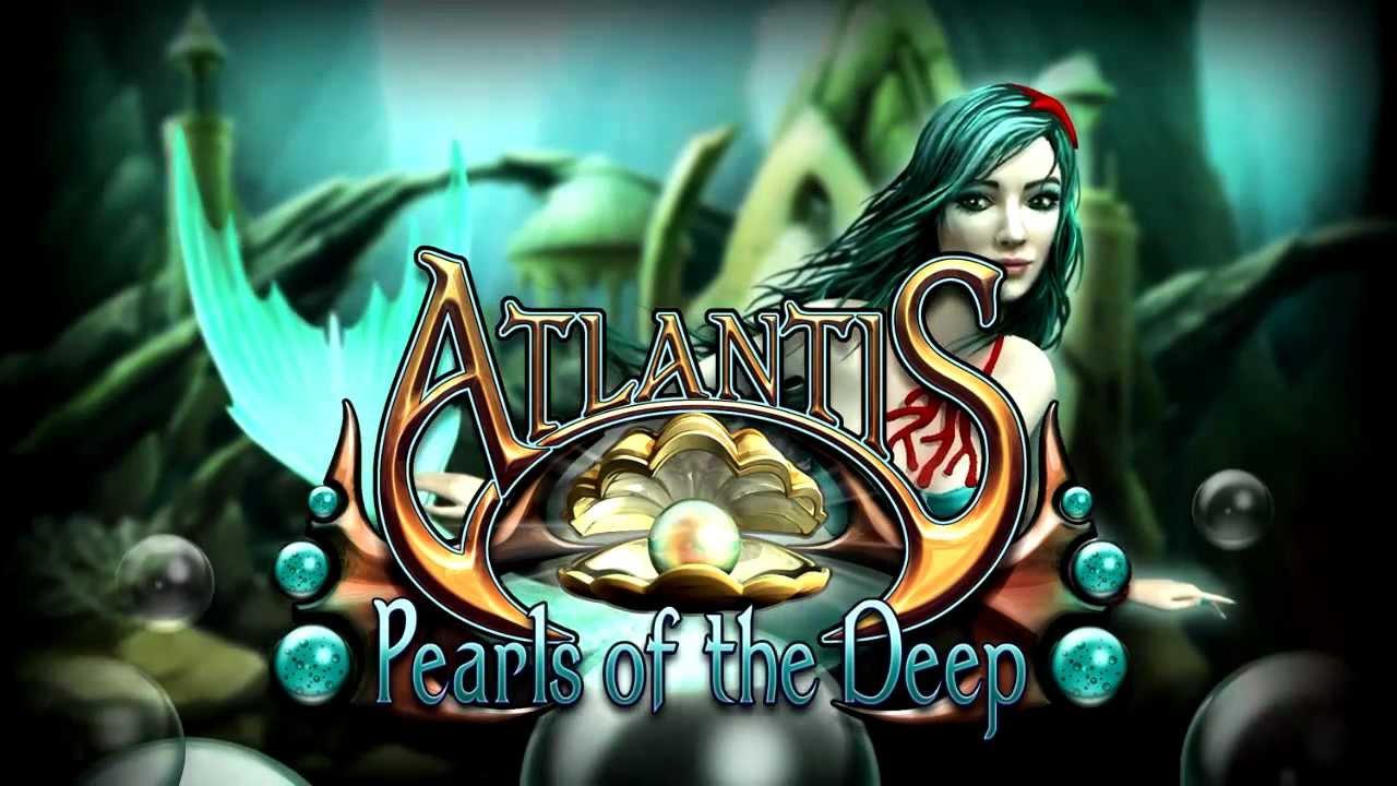 Atlantis - Pearls of the Deep - Magyar Fejlesztésű Játékok