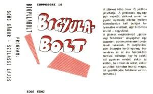 bigyulabolt - Magyar Fejlesztésű Játékok