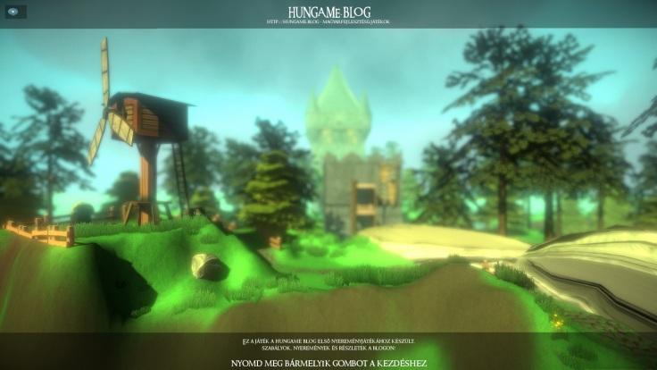 Hungame Blog Játék - Magyar Fejlesztésű Játékok
