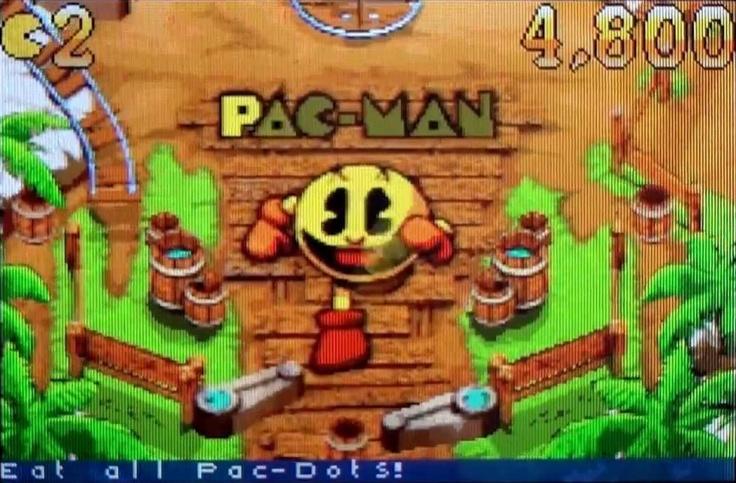 Pac-Man Pinball Advance - Magyar Fejlesztésű Játékok