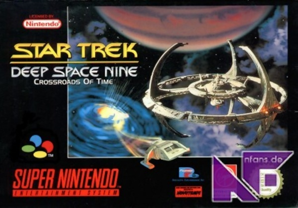 Star Trek Deep Space Nine Crossroads of Time - Magyar Fejlesztésű Játékok
