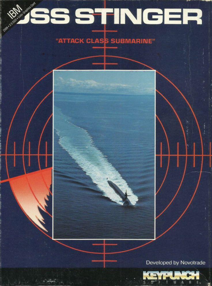 USS Stinger - Magyar Fejlesztésű Játékok