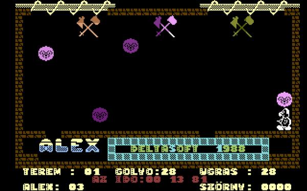 Alex (The Game) - Magyar Fejlesztésű Játékok - Plus4