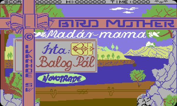 Bird Mother - Magyar Fejlesztésű Játékok