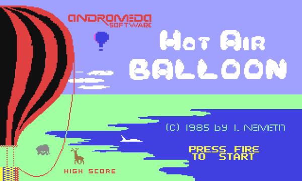 Hot Air Balloon - Magyar Fejlesztésű Játékok