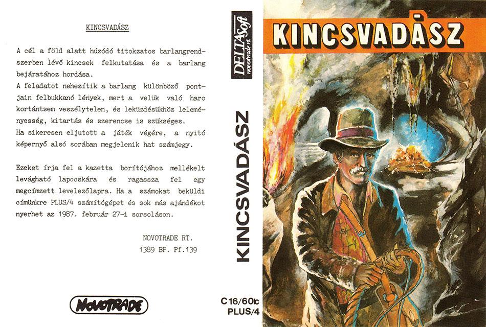 Kincsvadász - Magyar Fejlesztésű Játékok
