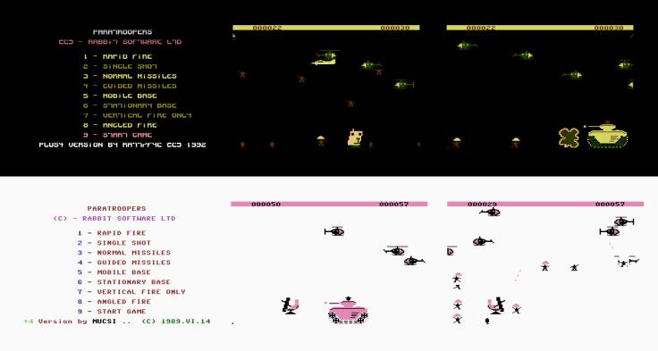 Paratroopers - Magyar Fejlesztésű Játékok - Plus4