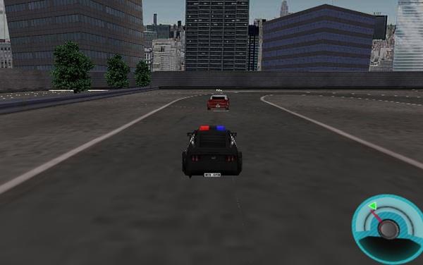 Police Interceptor - Magyar Fejlesztésű Játékok