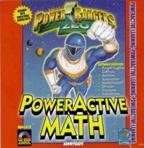 Power Rangers PowerActive Math - Magyar Fejlesztésű Játékok - 2