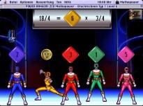 Power Rangers PowerActive Math - Magyar Fejlesztésű Játékok