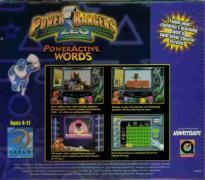 Power Rangers PowerActive Words - Magyar Fejlesztésű Játékok - 2
