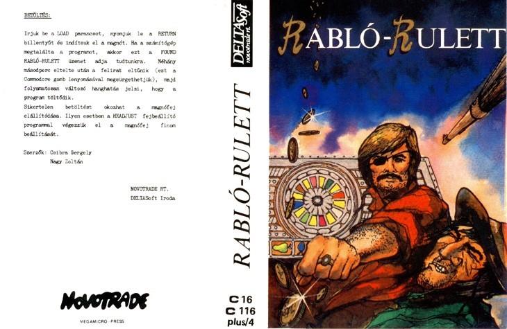 Rabló-Rulett - Magyar Fejlesztésű Játékok