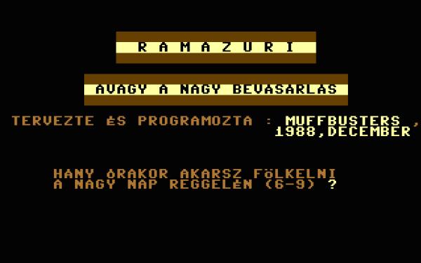 Ramazuri - Magyar Fejlesztésű Játékok - Plus4