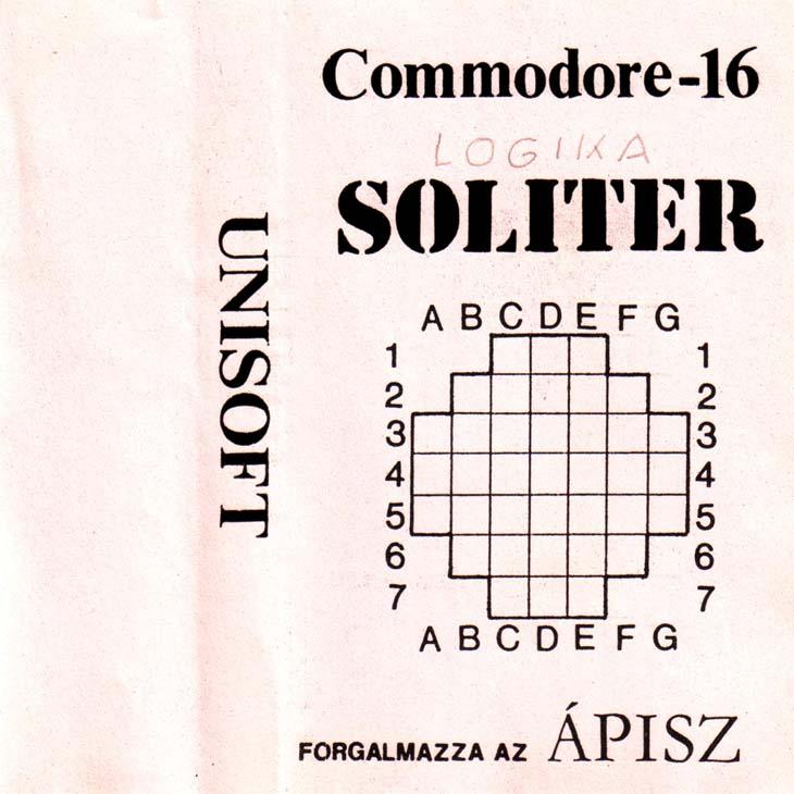soliter - Magyar Fejlesztésű Játékok