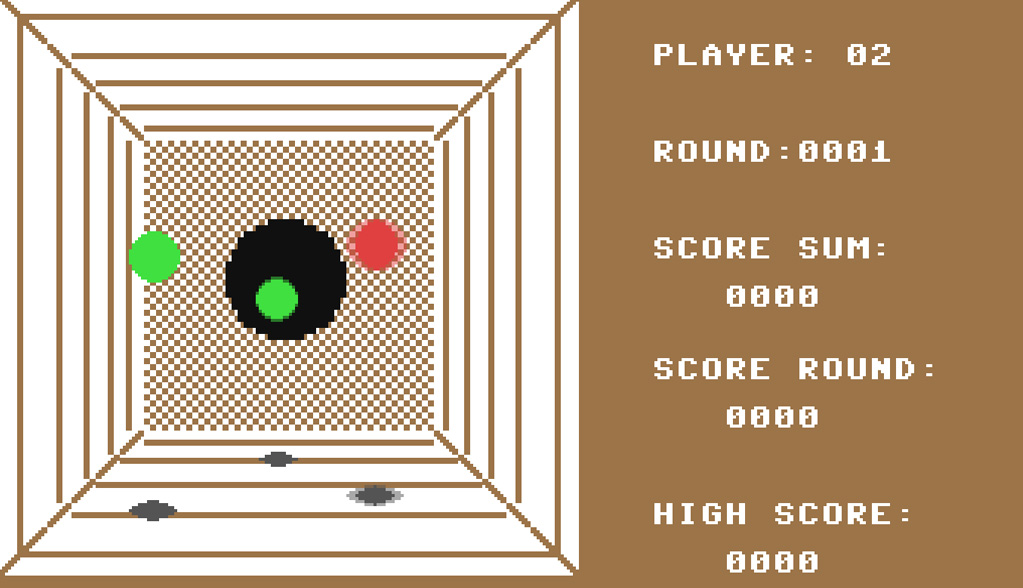 Spatial Billiard - Magyar Fejlesztésű Játékok